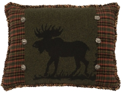 Moose 1 Oblong Pillow