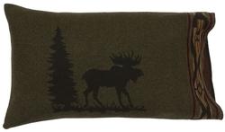 Moose I Pillow Sham