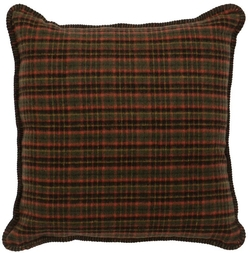 Premier Plaid Moose 1 Pillow