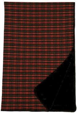 Premier Plaid Throw