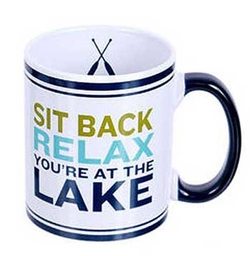 Stoneware Big Lake Mug - 2 options