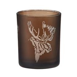 Moose Votive Holder