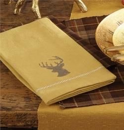 Deer Print Napkin