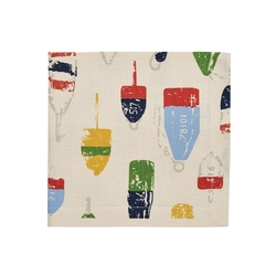 Buoy Napkin Printed - Set of 2