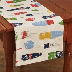 Buoy Table Runner