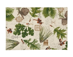Wildlife Trail Placemat - Set of 2