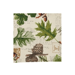 Wildlife Trail Napkin - Set of 2