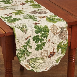 Wildlife Trail Table Runner - Two Size Options