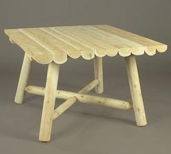 Large Square Table - 42
