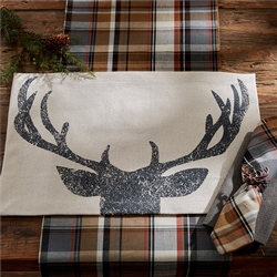 Antler Placemat - Set of 2
