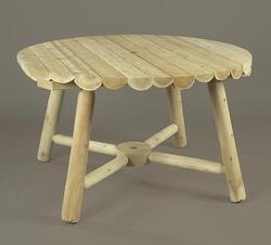 Round Umbrella Table - 28