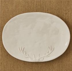 Deer Silhouette Platter