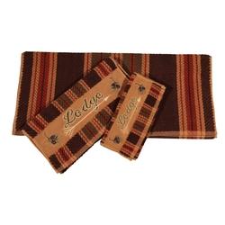 Lodge Towel Set - Striped