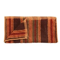 Rustic Striped Bath Towel