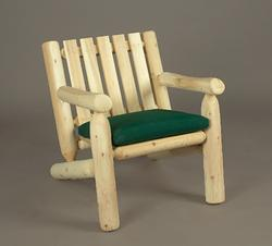 Log Armchair