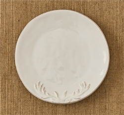 Deer Silhouette Appetizer Plate - Set of 4