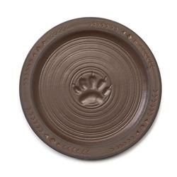 Maskwa Ridge Snack Plate -Set of 4