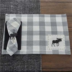 Wicklow Moose Placemat - Set of 2