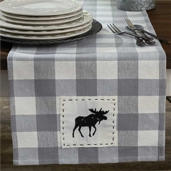 Wicklow Moose Table Runners - Two Sizes