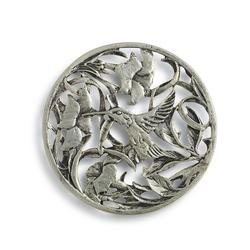 Hummingbird Aluminum Trivet