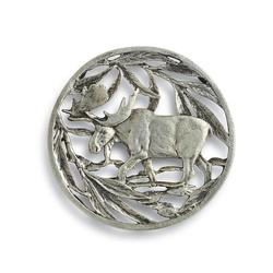 Moose Aluminum Trivet