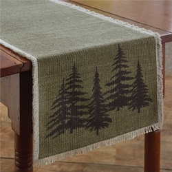 Hemlock Table Runner - Two Size Options