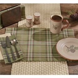 Spruce Pine Placemat - Set of 2