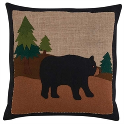Bear Pillow 16