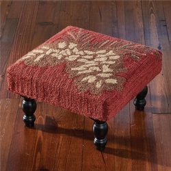 Pinecone Foot Stool