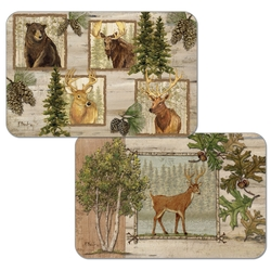 Forest Trails Placemat - Set of 2