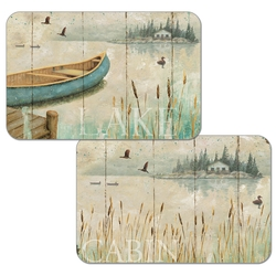 Lakeside Placemats - Set of 2