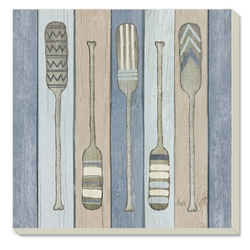 Oar Coaster - Set of 4
