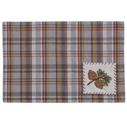 Pinecroft Placemat - Set of 2