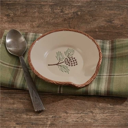 Pinecroft Spoon Rest