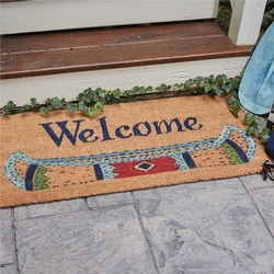 Canoe Country Doormat