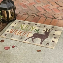 Enjoy the Wildlife Doormat