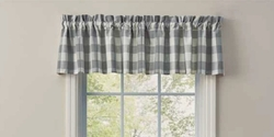 Wicklow Valance - Dove - 72
