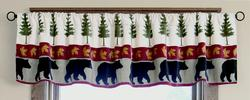 Tall Pines Valance 80