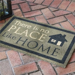 There is No Place Like Home Rug