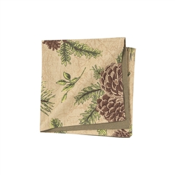 Woodland Retreat Napkin - Set of 2