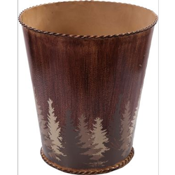 Clearwater Pines Waste Basket
