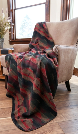 Woodland Blanket Throw