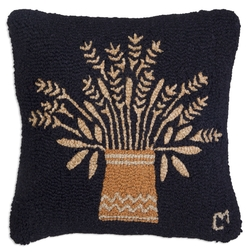 Wheat Vase Pillow