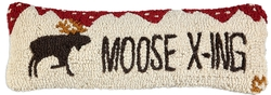 Moose X-ing Hookked Pillow - 8
