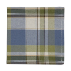 Lake House Plaid Napkin - Set of 2