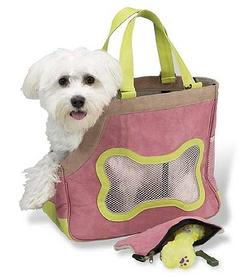 Chelsea Dog and Pet Carrier, Olive