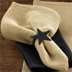Burlap Napkin - Set of 2