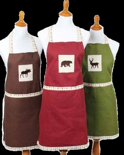 Embroidered Apron - 3 Options
