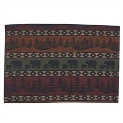 Mountain Bear Placemat - Set of 2