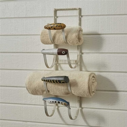 Fishing Lure Towel/Magazine Rack